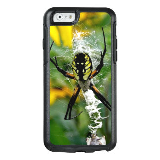 Awesome Photo Orb Spider in Web OtterBox iPhone 6/6s Case