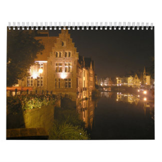 Awesome Places of the World Wall Calendar