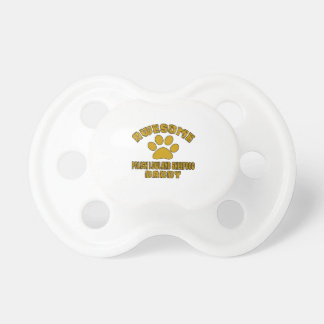 AWESOME POLISH LOWLAND SHEEPDOG DADDY PACIFIER
