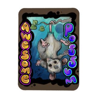Awesome Possum! Magnet