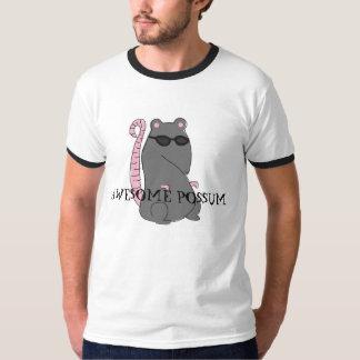 Awesome possum tough shirt