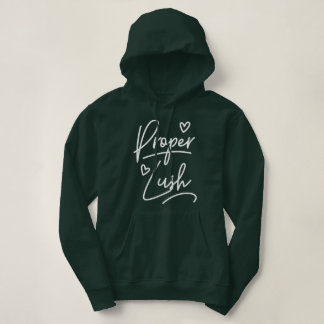 Awesome Proper Lush Welsh Wales Dialect Hoody