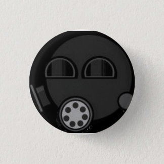 Awesome Pyro. 1 Inch Round Button