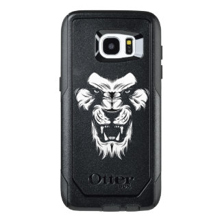 Awesome Samsung Galaxy S7 Edge Case In Lion Design