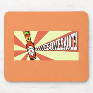Awesome Sauce Mousepad