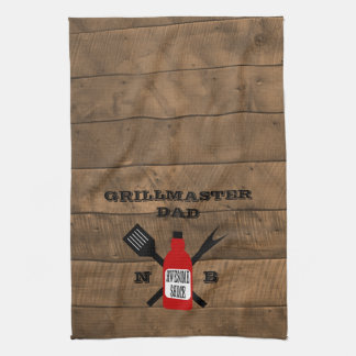 Awesome Sauce Personalized Kitchen Towel