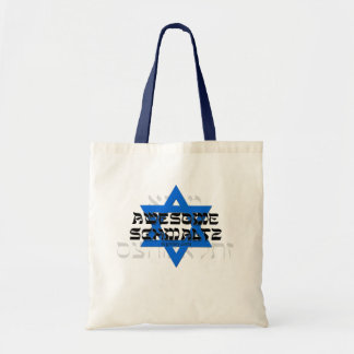 Awesome Schmaltz Budget Tote Bag