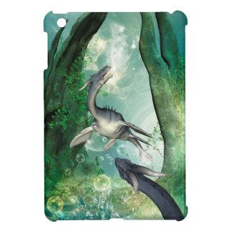 Awesome seadragon case for the iPad mini