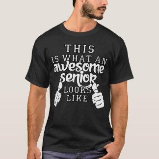 Awesome Senior T-Shirt