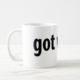 Awesome simple Got Vinyl? Mug