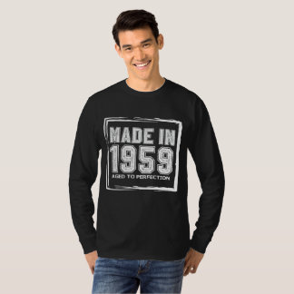 Awesome since 1959 60th Birthday Shirt