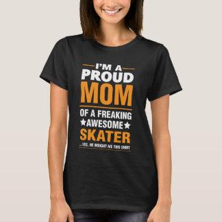 Awesome Skater Mom Tshirts