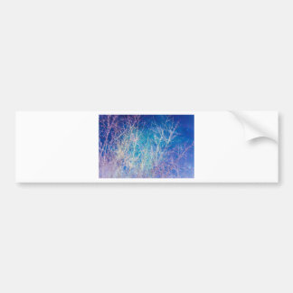 Awesome Sky Nature Image Bumper Sticker