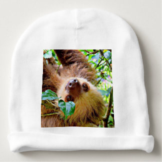 Awesome Slosth Baby Beanie