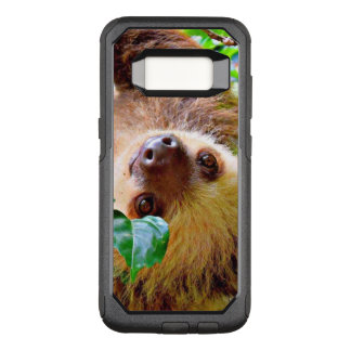 awesome Sloth OtterBox Commuter Samsung Galaxy S8 Case