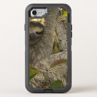 awesome sloth OtterBox defender iPhone 7 case
