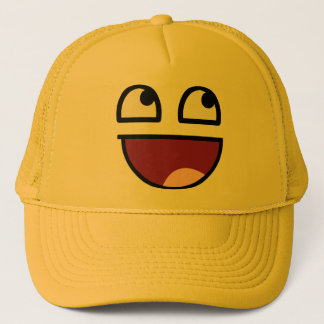 Awesome Smiley Hat