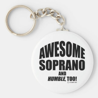 Awesome Soprano Keychain