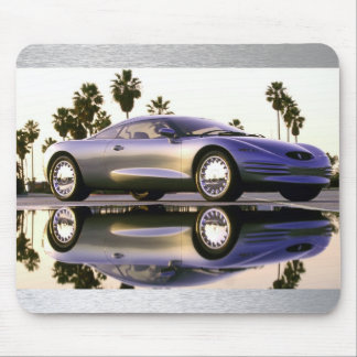 Awesome sport car mouse pad