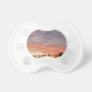 Awesome Sunset Pacifier