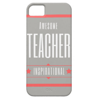 Awesome Teacher Phone Cover