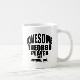 Awesome Theorbo Player Coffee Mug