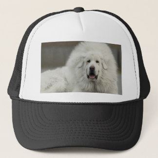Awesome Tibetan Mastiff Trucker Hat