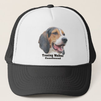 Awesome Treeing Walker Coonhound Cap