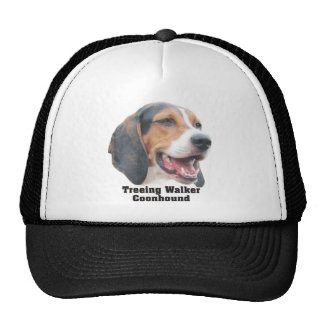 Awesome Treeing Walker Coonhound Cap Trucker Hat