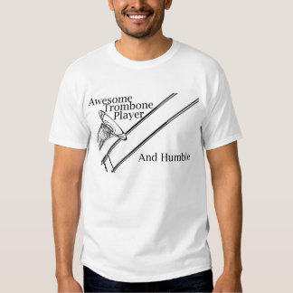 Awesome Trombone Player Shirt