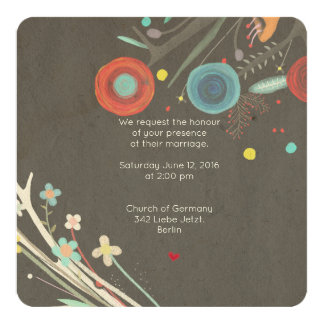 Awesome Wedding Invitation  Rupydetequila