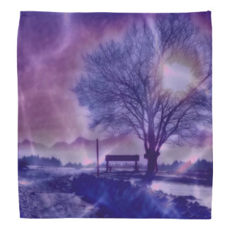 Awesome winter Impression B Bandana