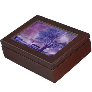 Awesome winter Impression B Keepsake Box