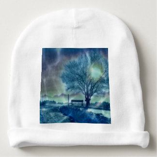 Awesome winter Impression Baby Beanie