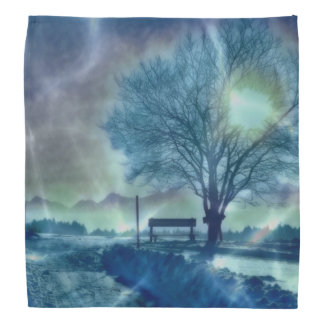 Awesome winter Impression Bandana
