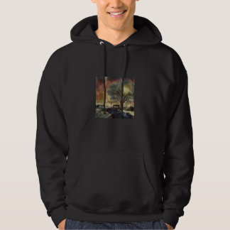 Awesome winter Impression C Hoodie