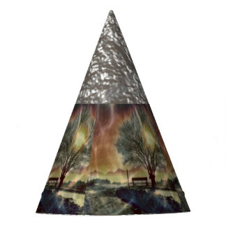 Awesome winter Impression C Party Hat