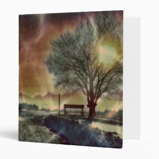 Awesome winter Impression C Vinyl Binders