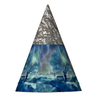 Awesome winter Impression Party Hat