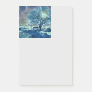 Awesome winter Impression Post-it Notes