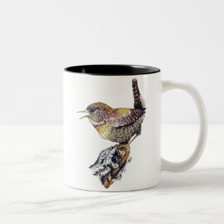 Awesome Wren Mug