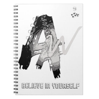 Awesome Writer Notebook