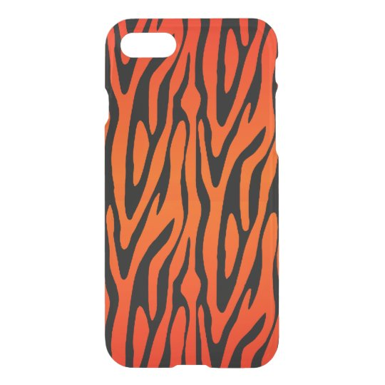 Awesome Zebra Skin Stripe Pattern iPhone 8/7 Case