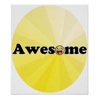 Awesomosity Posters