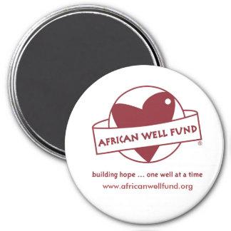 AWF-logo-color, www.africanwellfund.org Magnet