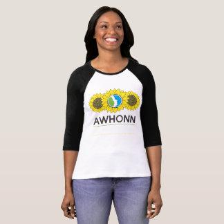 AWHONN Sunflowers T-Shirt