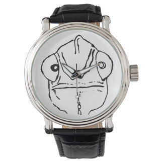 Awkward Chameleon Quirky Simple Watch Design