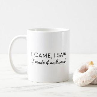 Awkward Coffee Mug