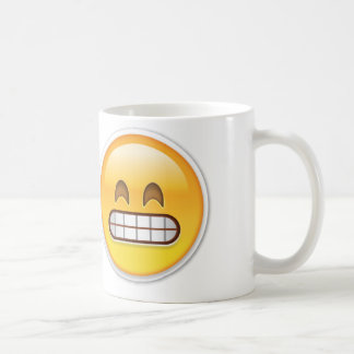 Awkward Emoji Coffee Mug