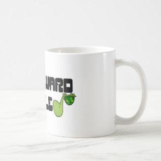 Awkward turtle coffee mug